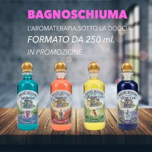 BAGNOSCHIUMA PERLA FORMATO 250 ml