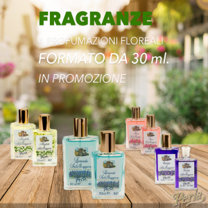 FRAGRANZE PERLA FORMATO 30 ml